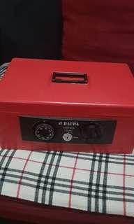 TERMURAH brangkas daiwa CB-65 cashbox