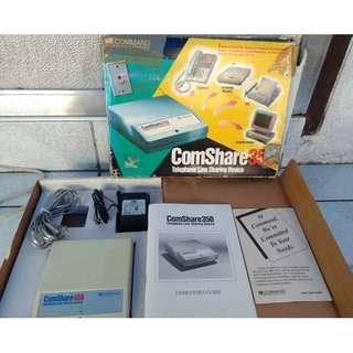 ComShare350 Telephone Line Sharing Device