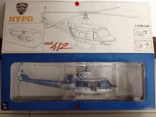 NYPD BELL 412