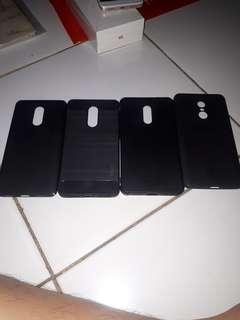 Case Xiaomi Redmi Note 4X bagus banget like new jarang pake