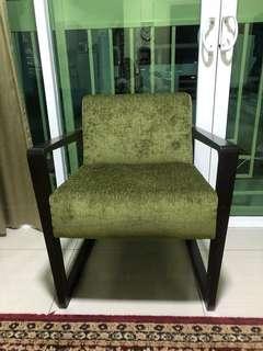 Arm chair custom made
