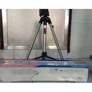 Tripod for videocam