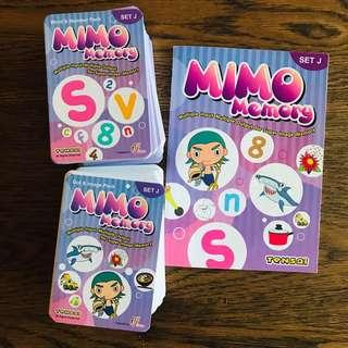 MIMO Memory Set J