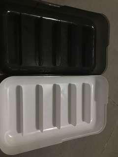 Tommee tippee 雪櫃分隔儲奶容器