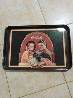 Coca cola vintage Serving Tray