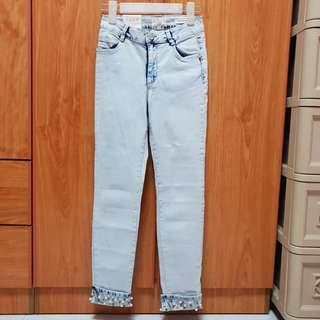 BNWT Faded Light Wash Cotton On Jeans