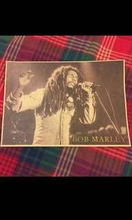 Sale 🌟 BN Bob Marley Poster 42x30cm