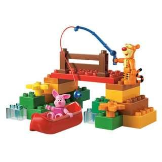 Tigger's Expedition Lego Duplo 5946 Winnie the Pooh set