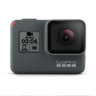GoPro Hero 6 Black (Rental)