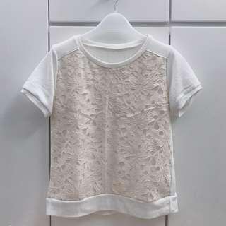 包郵 蕾絲上衣 Lace top