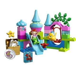 LEGO DUPLO Princess Ariel Undersea Castle 10515 Little Mermaid