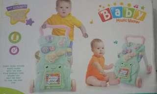 Baby toys n walker