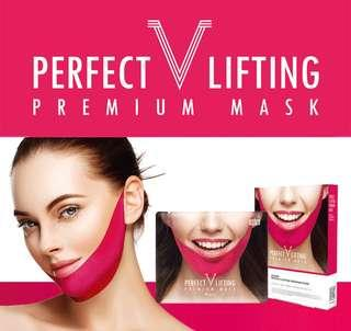 🚚 Avajar V Lifting Premium Mask