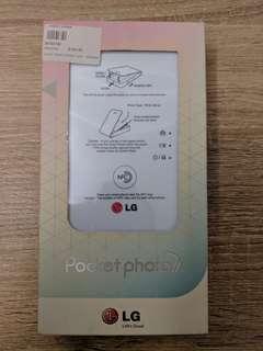 BNIB LG Pocket Photo Printer PD239