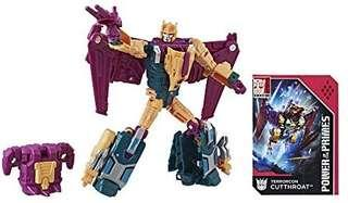 [Brand New] Transformers Power of the Primes - Deluxe Class Terrorcon Cutthroat