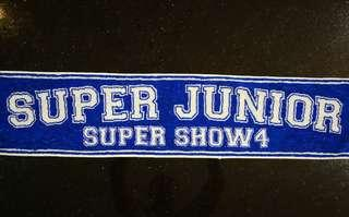 #JAN55 Super Junior Sports Towel with Pocket