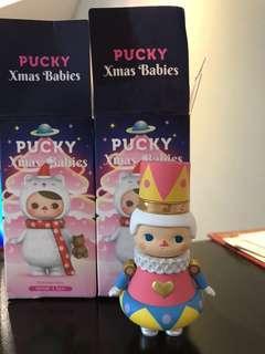 Pucky Xmas Babies - Nutcracker