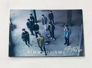 Stray Kids Mixtape Postcard