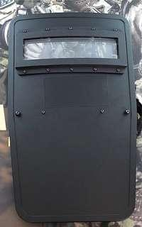 1/6 scale damtoys FBI HRT defender shield