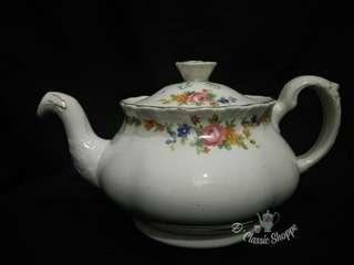 England old teapot