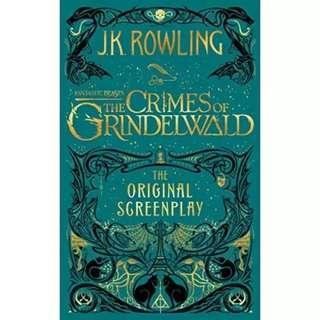 (BN) The Crimes of Grindelwald