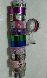 Washi Tapes/ coloured tape
