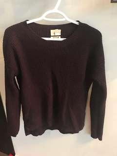 Women's Wilfred free XS wool sweater