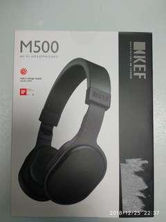 全新 KEF M500 HI FI HEADPHONES