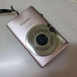 Canon IXUS 801S (Sweet pink)