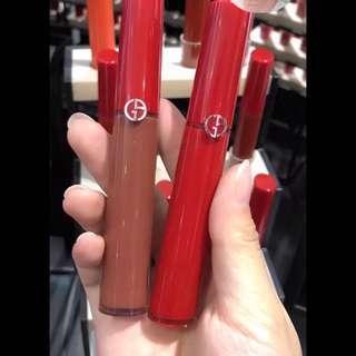 Giorgio armani lip maestro intense velvet color