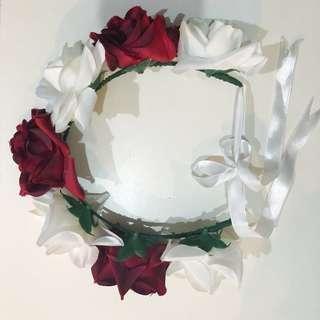 Flower Crown / Flower headband