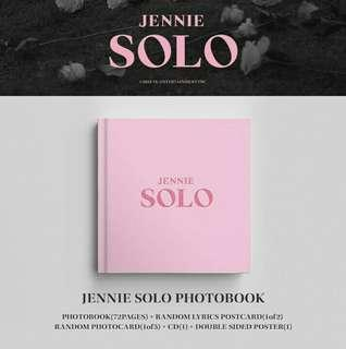 INSTOCK JENNIE SOLO album