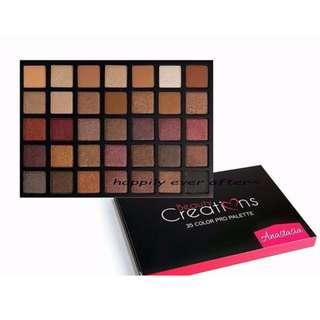 Beauty Creations 35 Color Pro Palette - Anastasia