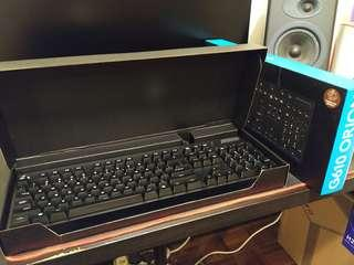 Logitech G610 Orion Brown Mechanical Backlit Keyboard (USED) #XMAS50