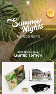 [WTS] Twice Summer Night Monograph