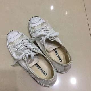 🚚 Converse開口笑帆布鞋
