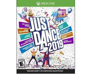 BN Just Dance 2019 Xbox One