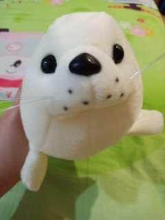 Dewgong dewniagong soft toy