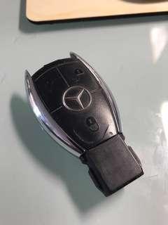 Mercedes-Benz key FOB complete