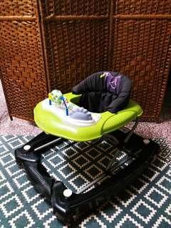 法國名牌 Bebe Confort 2合1 嬰兒學行車~$190