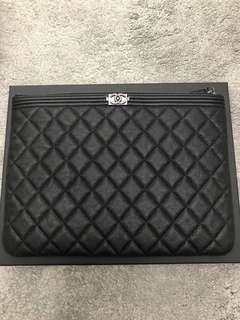 Chanel Caviar O Case RHW
