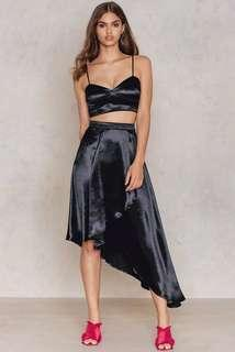 Wrap Skirt and Bradley Co-ord