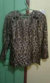 5 sets of Blouse and Skirt (Terno)