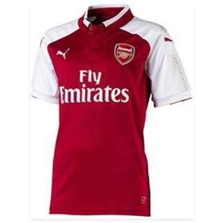 Arsenal Home 17/18