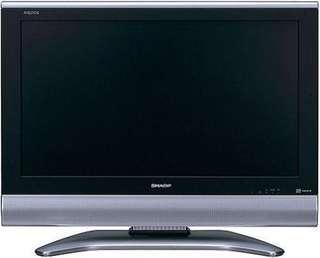 Sharp LCD 32inch TV