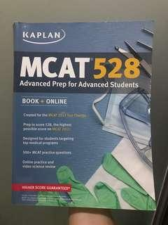 Kaplan MCAT 528: Advanced Prep for Advanced Students