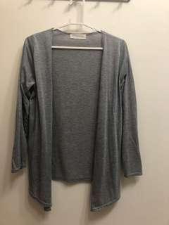 🚚 灰色薄外套#十二月女裝半價