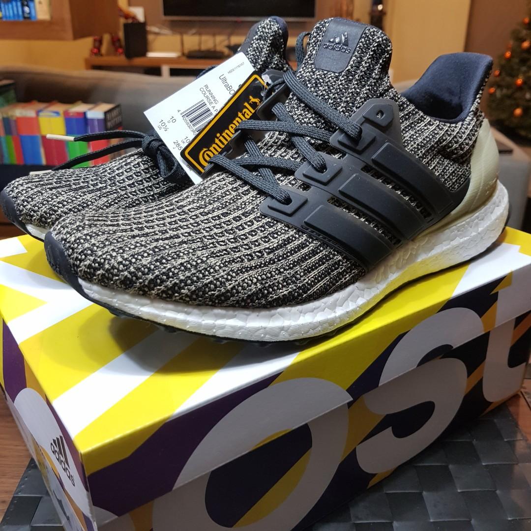 a07a2fedeac760 Adidas Ultra boost 4.0 Mocha Black Gold