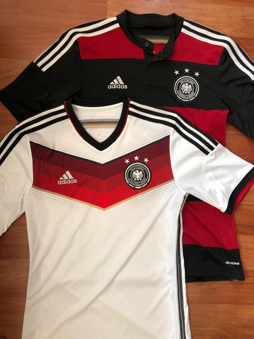 ad7c76afa Authentic Germany Soccer jersey (world cup 2014), Sports, Sports ...
