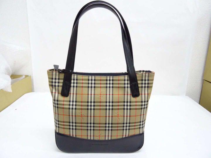 27627700b1f2 Authentic vintage Burberry sling bag tote bag